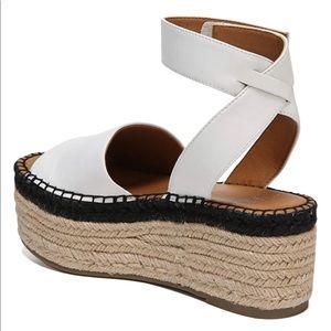 e8459696756 Franco Sarto Shoes -  Never Worn  Maisi Platform Espadrille Sandal